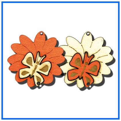 BlumeSchmetterling-1162orange-